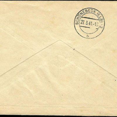 Кристинопіль-Шенебек (Ельбе). 1941
