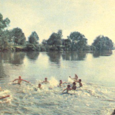 Ріка Західний Буг, 1969