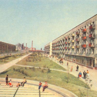 Вулиця Леніна, 1969