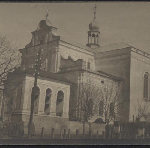 Kosciol bernardynow, 1906