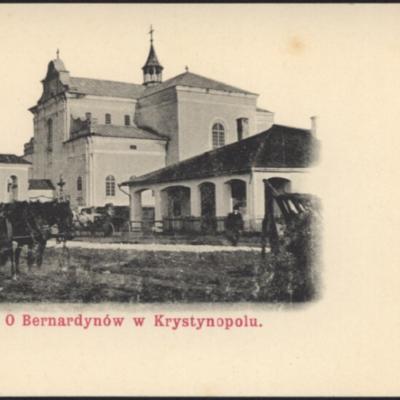 Kosciol bernardynow, 1907
