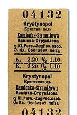 Кристинопіль-Кам'янка Струмилова, 1920-1930-ті.