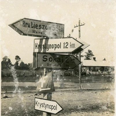 Забужжя. 1939-1944