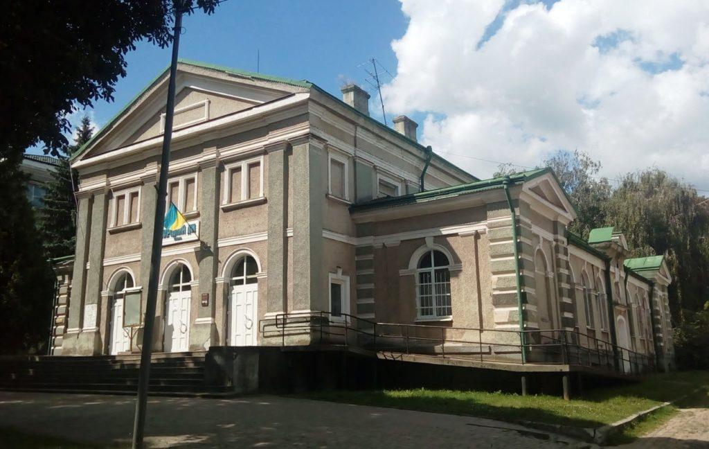 Будинок військово-спортивного товариства Сокіл