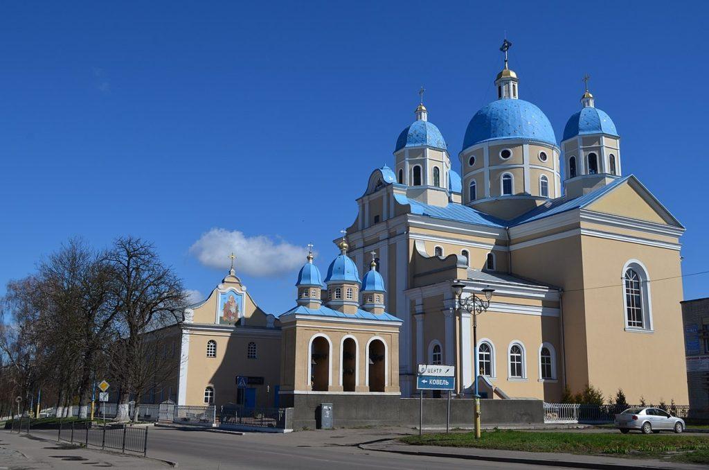 Церква святого Володимира
