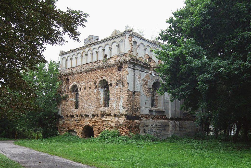 Сокальська синагога