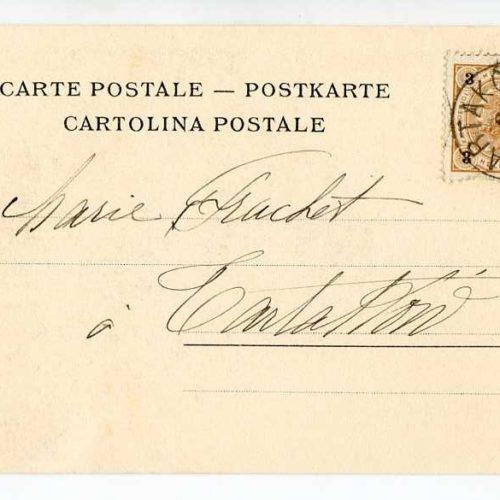 Quo Vadis, Тартаків, 1901