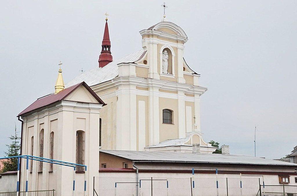 Костел святого Йосипа