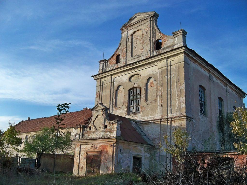 Костел Архангела Михаїла та монастир реформатів