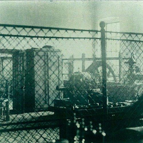 Хімічна фабрика Wanda і тартак Лемпарта