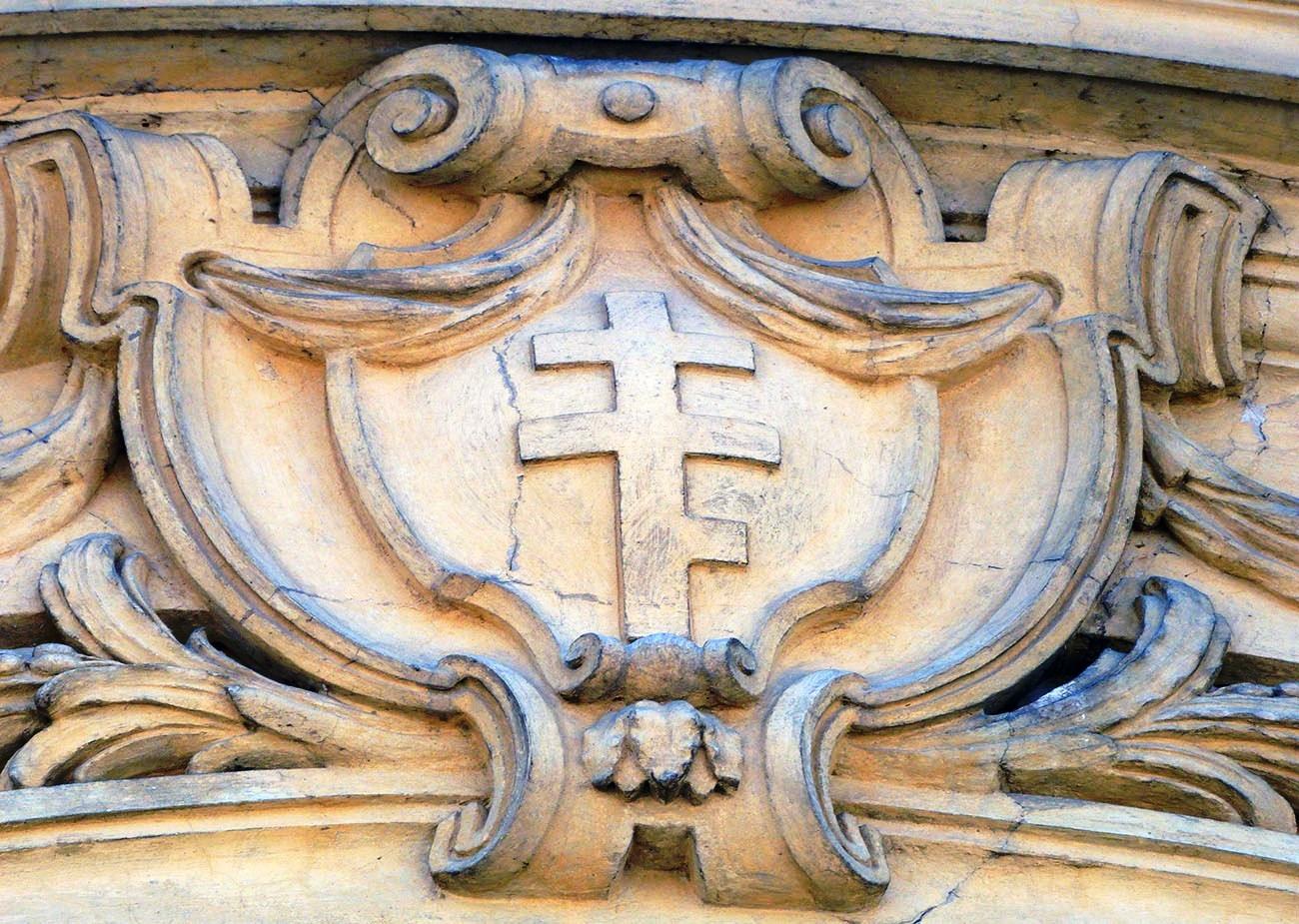 Герб Пилява та його геральдичні особливості