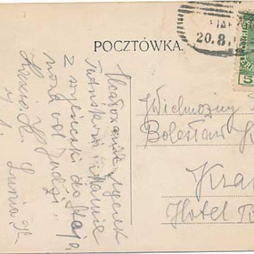 Стоянів-Краків. 1913