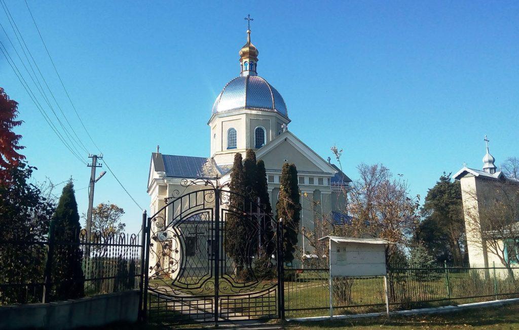 Церква Преподобної Параскеви
