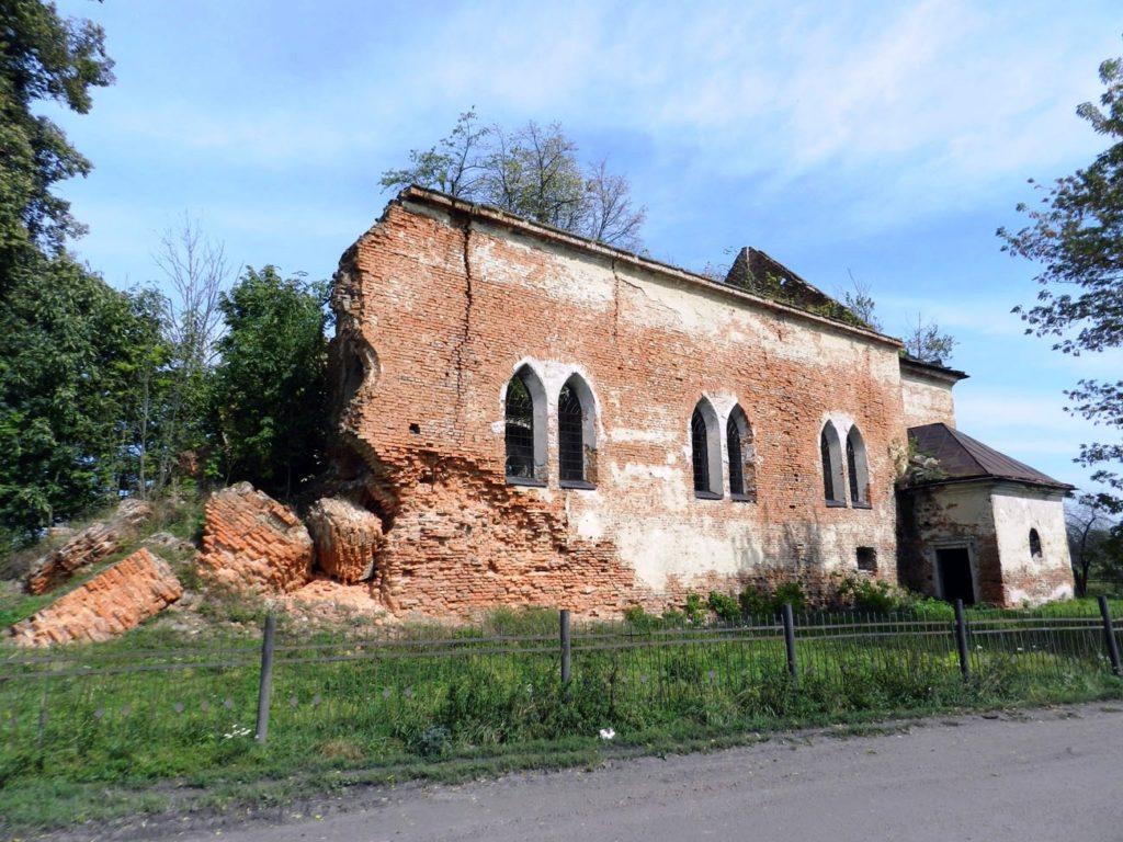 Костел Вознесіння Пресвятої Богородиці