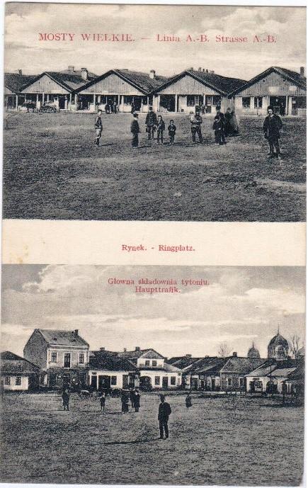 Великі Мости, 1910-ті