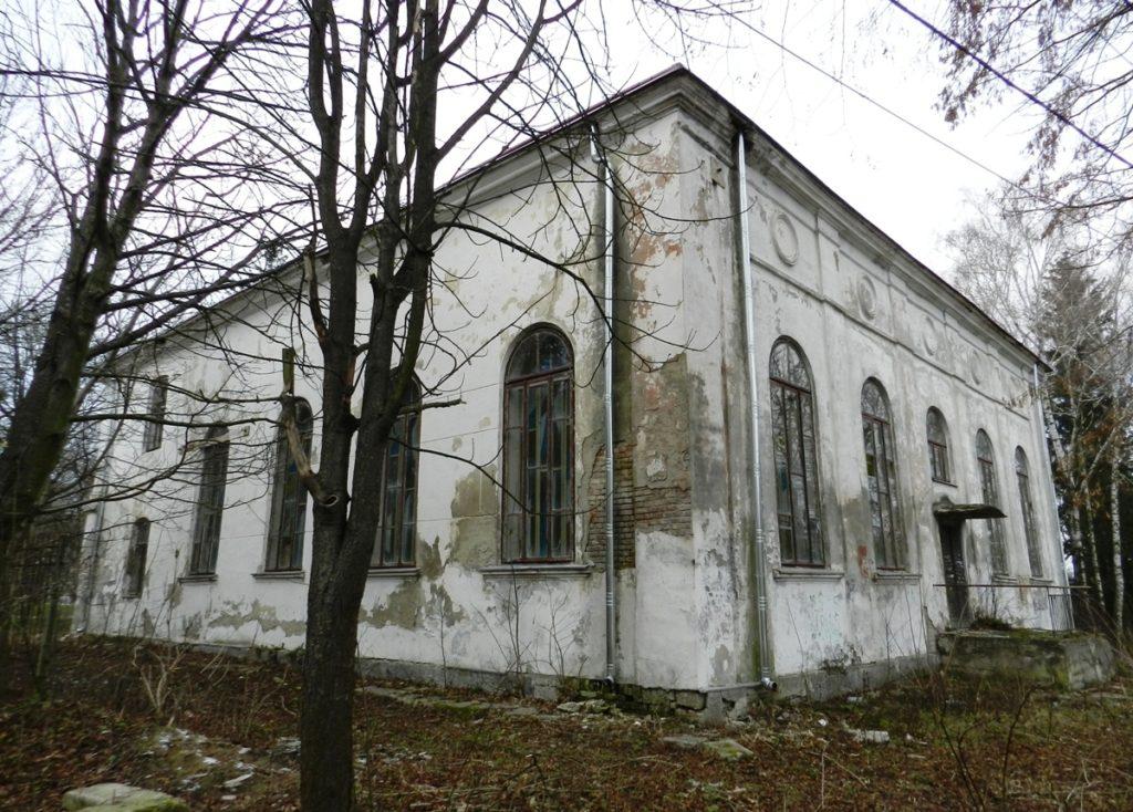 Синагога XIX століття у Сокалі