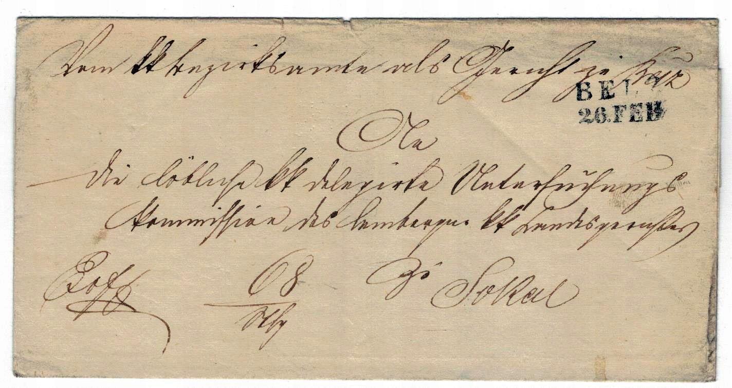Белз-Сокаль. 1859