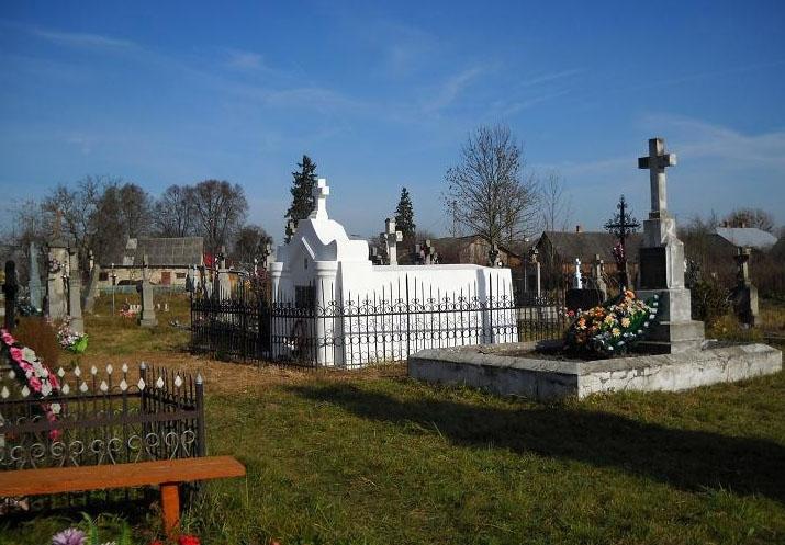 Могила Олександра Мишуги