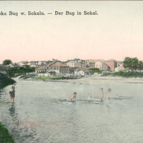 Сокаль 1918