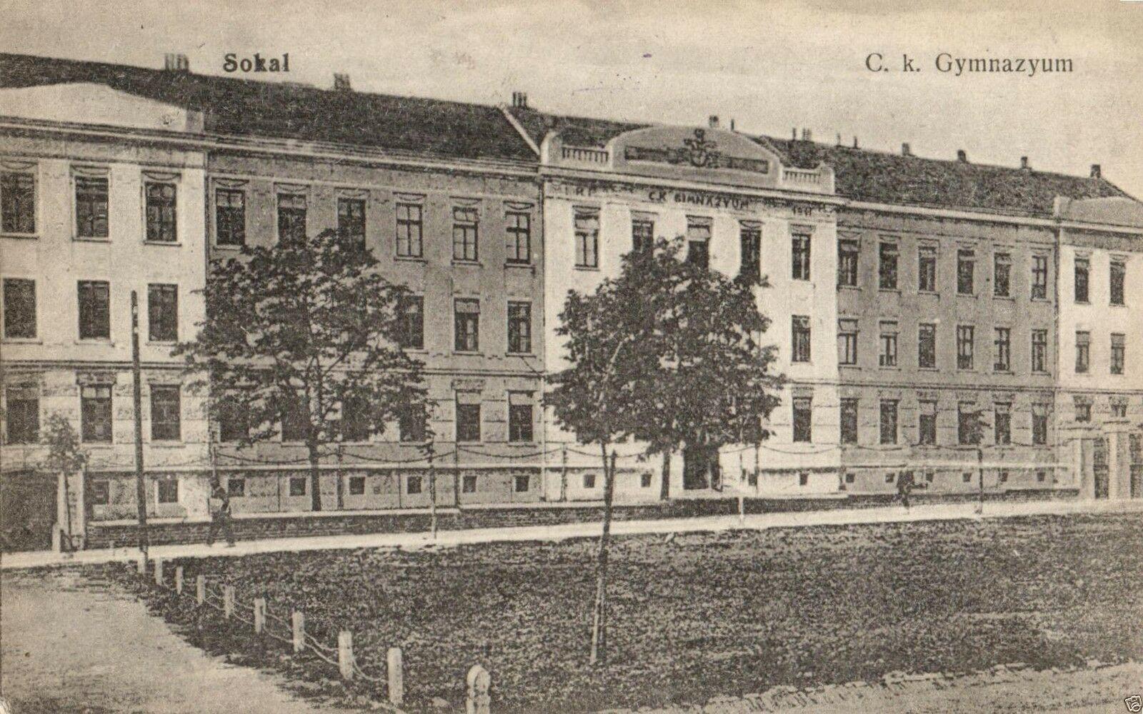Сокаль 1916