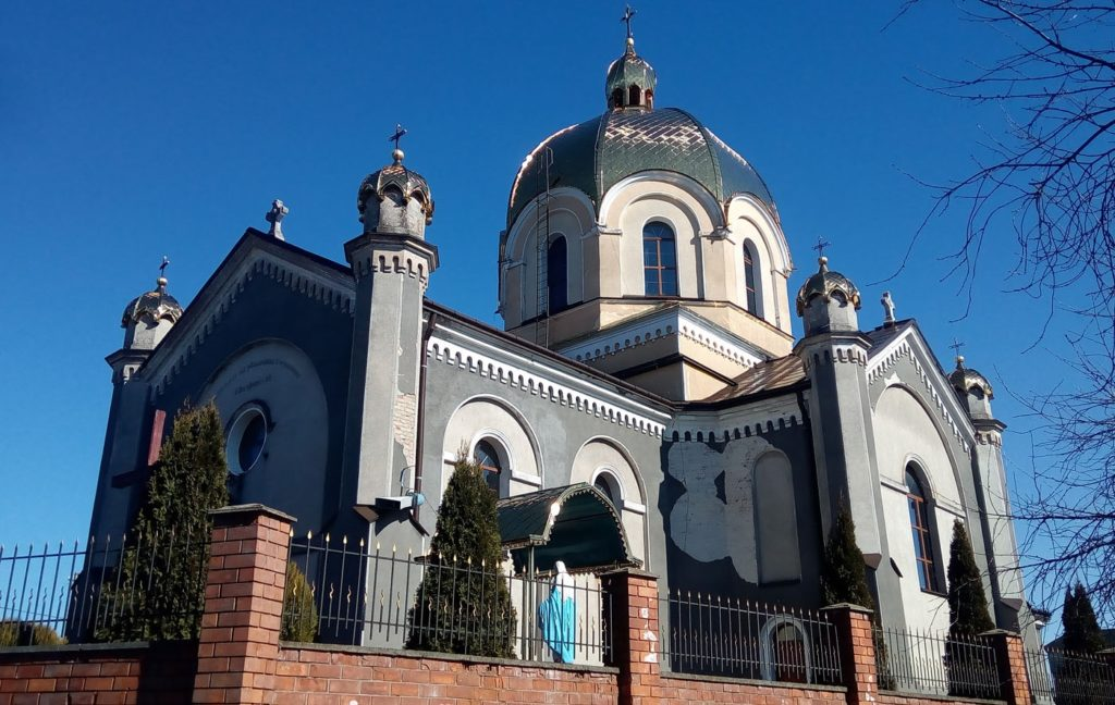 Церква святого Миколи
