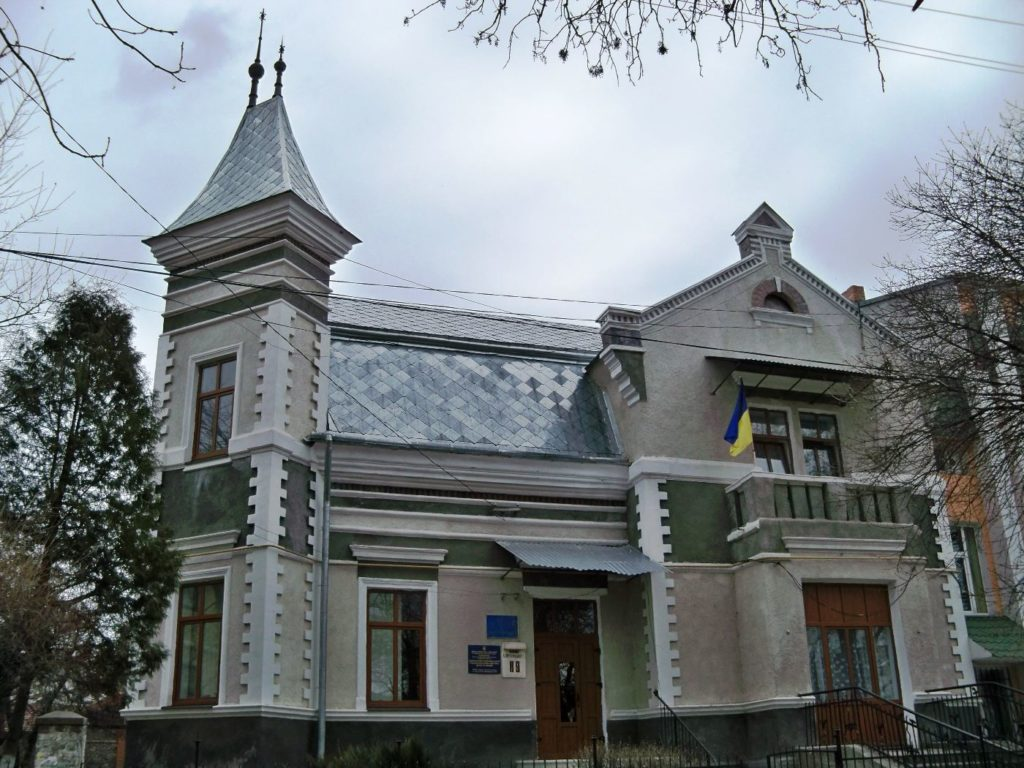 Зимова резиденція Урбанських