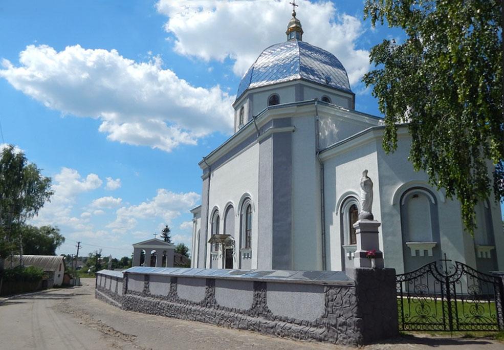 Церква святого Йосафата Кунцевича