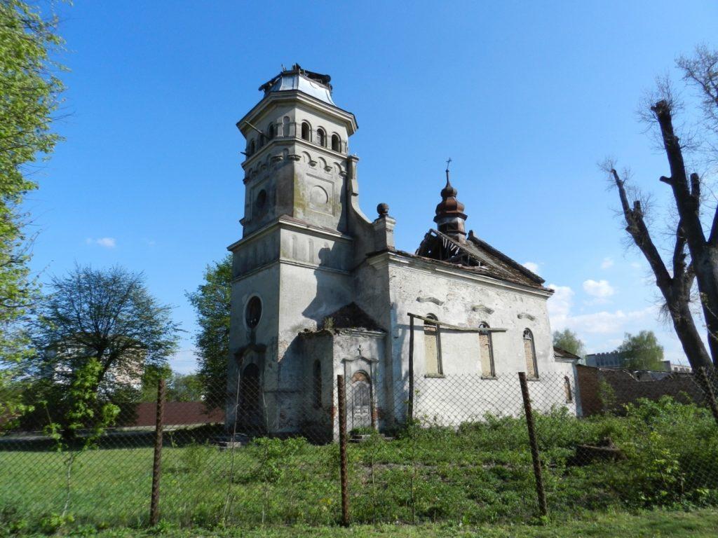 Філіальний костел у Павлові