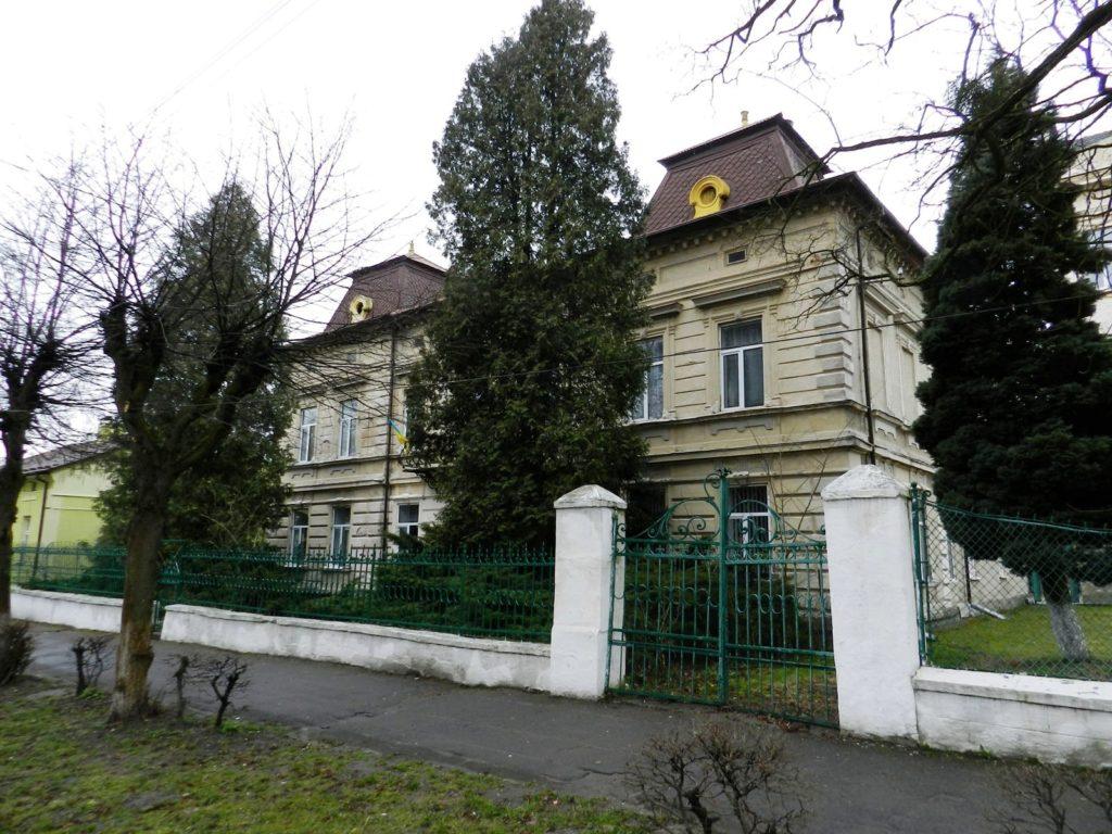 Будівля кредитної спілки