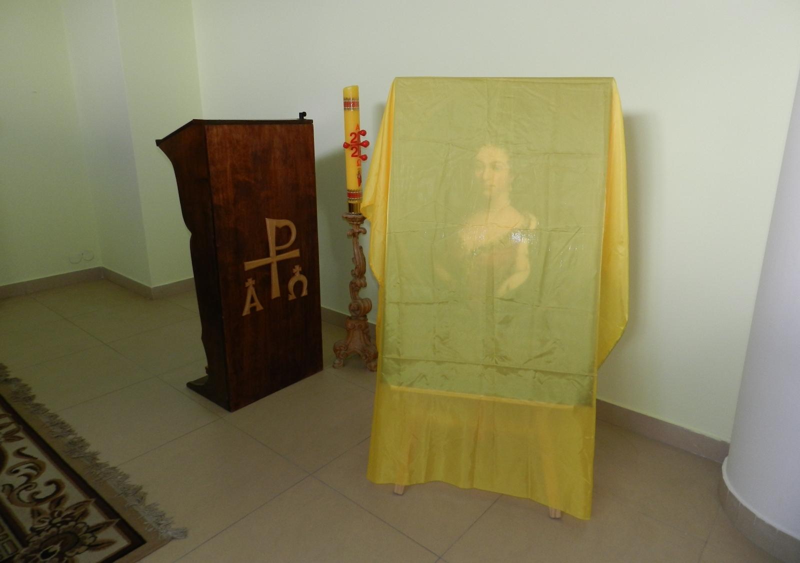 Портрет Кристини Потоцької вже у Червонограді