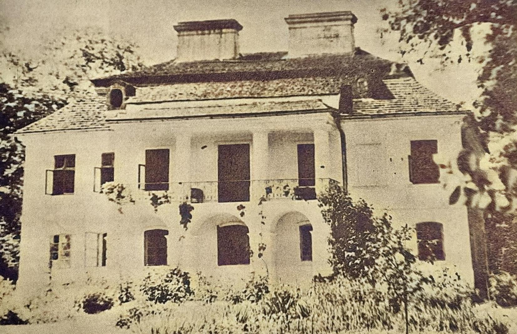 Історія маєтку Росновських-Едерів