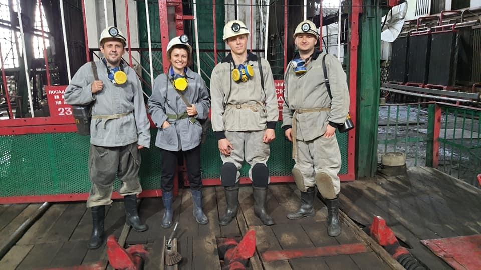 На екскурсію – в шахту!