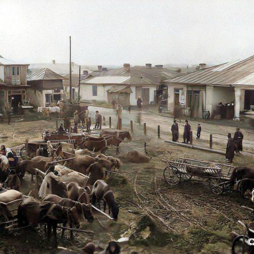 Кристинопіль. 1914-1918