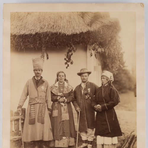 Кропивник. Дрогобицький повіт. 1887 р.