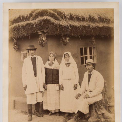 Рудники. Мостиський повіт. 1887 р.