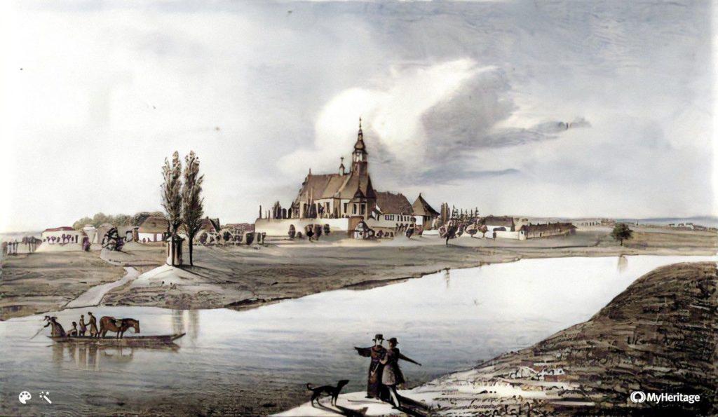 Сокальщина на гравюрах 1847 року