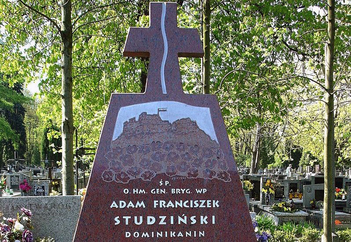 Дитячі роки героя битви біля Монте-Кассіно отця Адама Студзінського зі Стременя