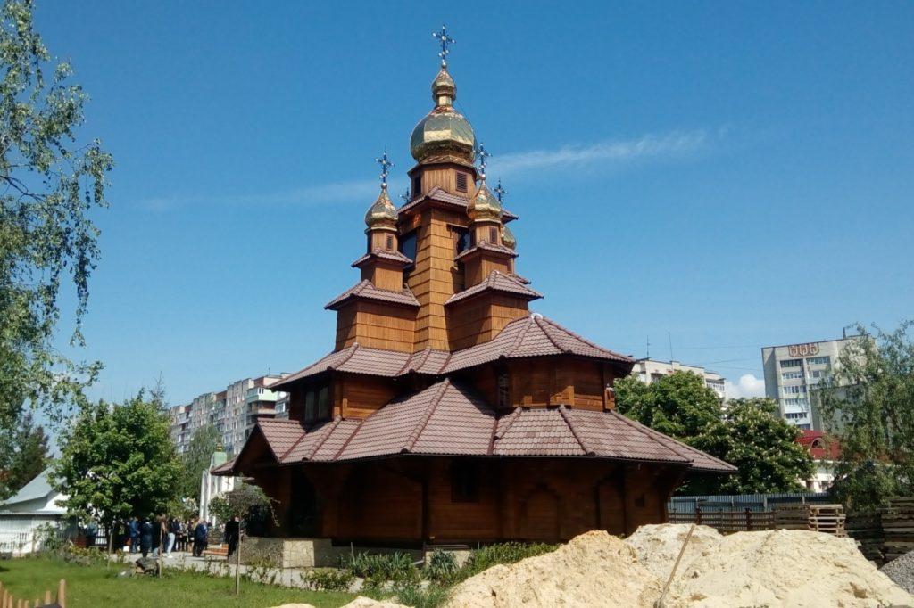 Церква святої великомучениці Варвари