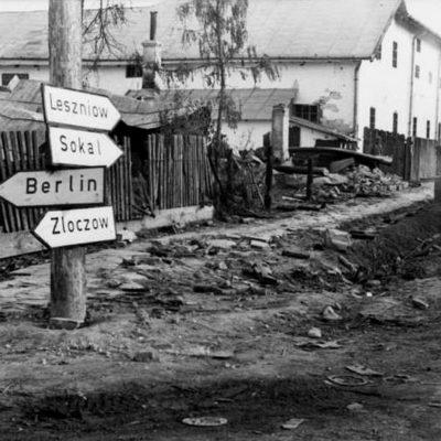 Броди. 1941-1942. Фото Friedrich_Gehrmann