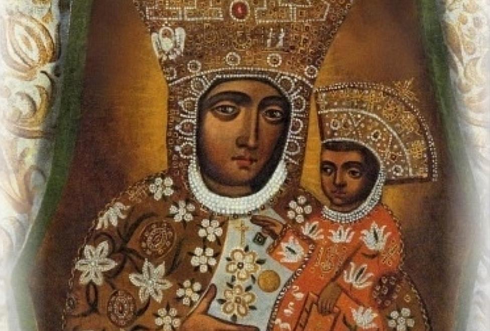 Кристинопільська Матір Божа