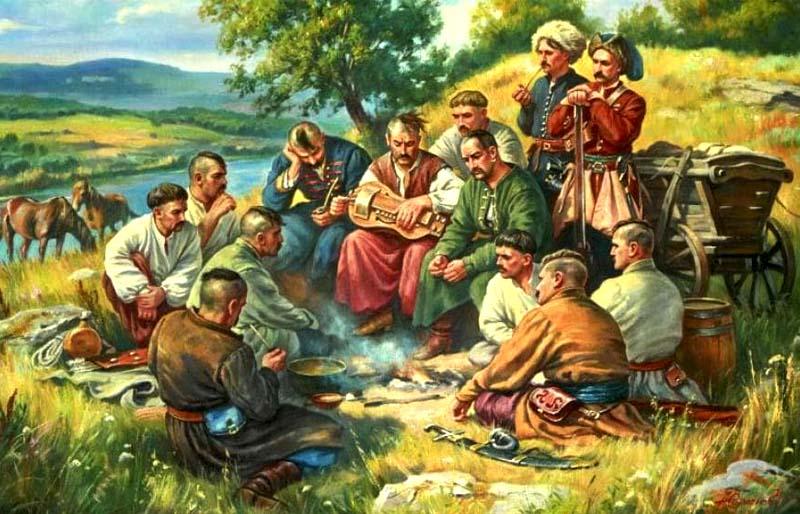 Співці козацької романтики і до чого тут Кристинопіль