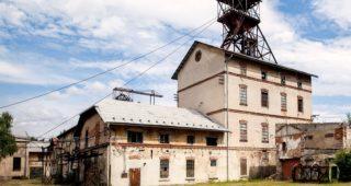 Музей вугільної шахти Майрау