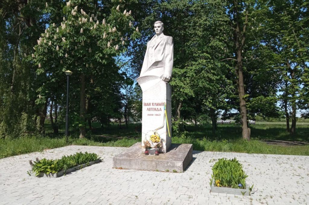 """Іван Климів """"Легенда"""" – велетень духу"""